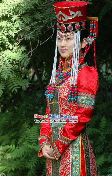mongolian girls