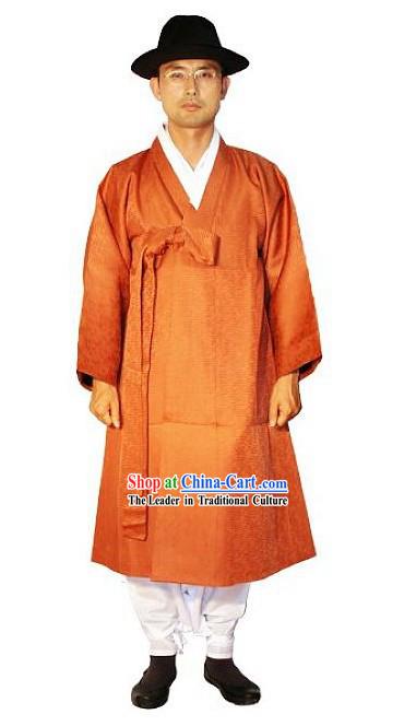Traditional Korean Fighter Costumes For Men