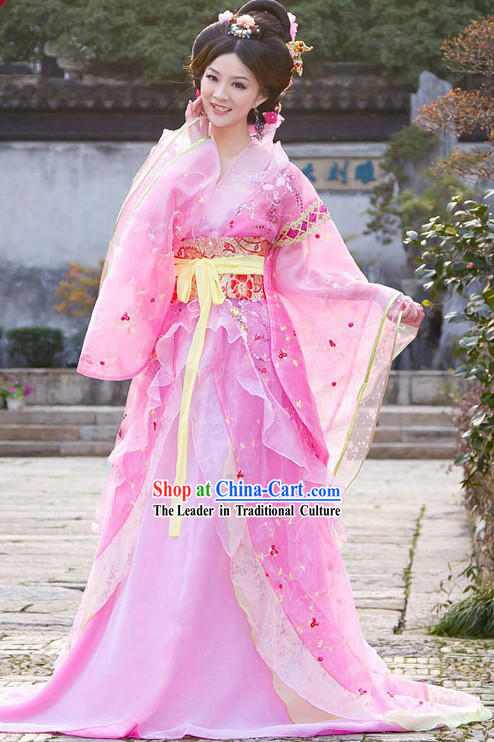 Tang Dynasty Imperial Royal Quene Phoenix Hairstyle Hairstyle