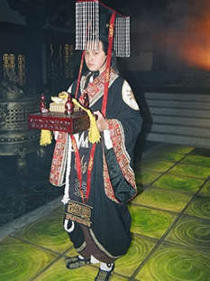 Qin Dynasty Costumes