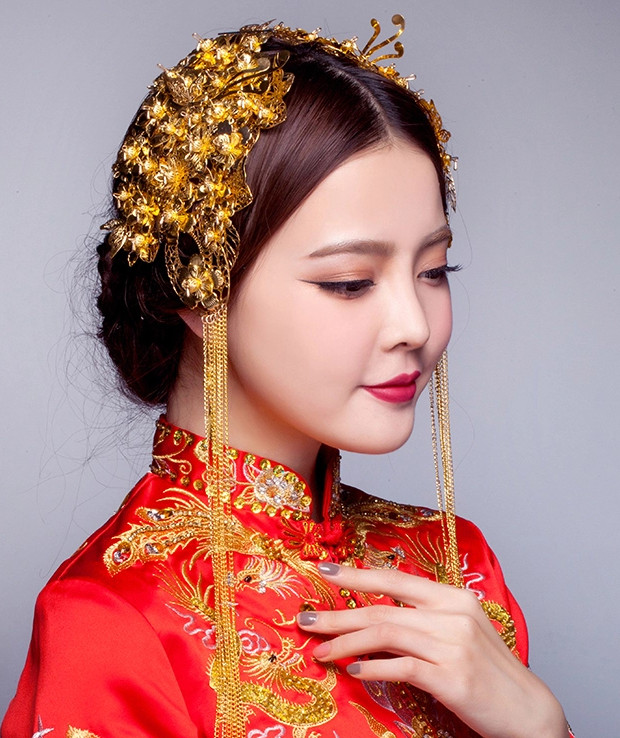 728ad3ec1b4c2 Top Chinese Bridal Hair Fascinators Jewellery Accessories