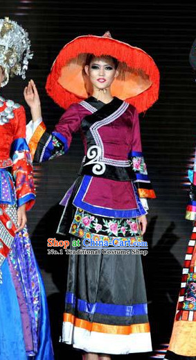 Oriental Clothing Chinese Traditional Clothing for Sale Ethnic Plus Size Clothes and Hat online