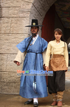 Korean Male National Dress Costumes Traditional Costumes Traditional Clothing