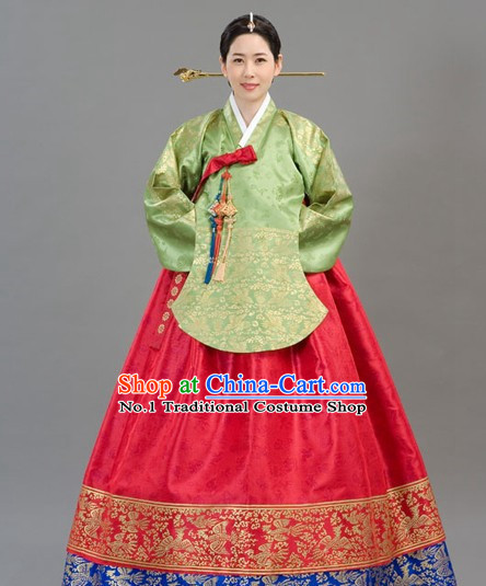 Korean Princess National Costumes Traditional Costumes Hanbok Korea Dress online Shopping