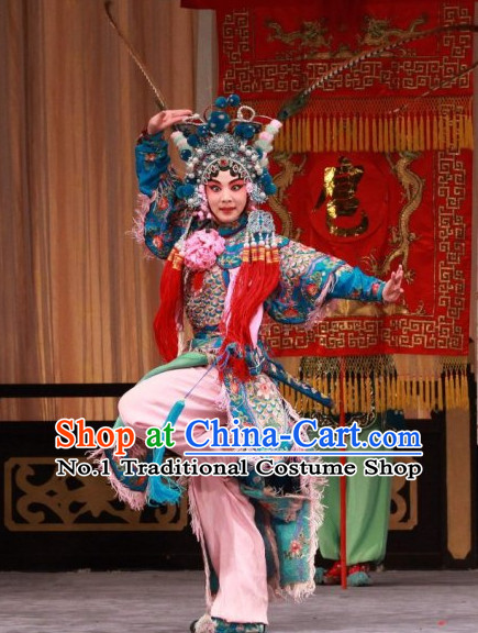 Chinese Culture Chinese Opera Costumes Chinese Cantonese Opera Beijing Opera Costumes Heroine Wu Tan Costumes