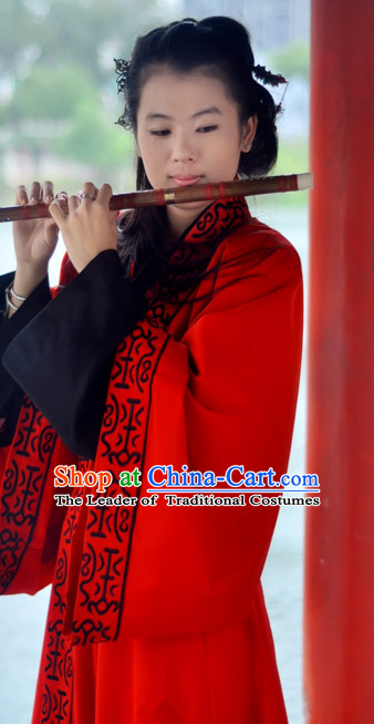 Ancient Chinese Women Dresses Traditional Royal Stage Hanfu Classical Dress National Costumes Clothing Complete Set