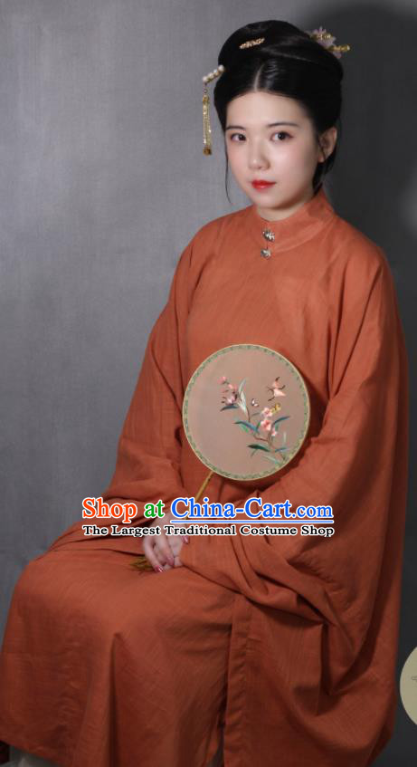 Chinese Traditional Ming Dynasty Palace Lady Hanfu Dress Ancient Court Countess Replica Costumes for Women