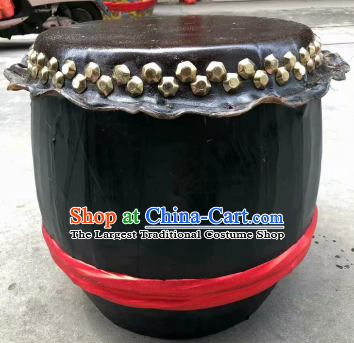 Chinese World Lion Dance Cowhide Drum Traditional Lion Dance Musical lnstruments Drum