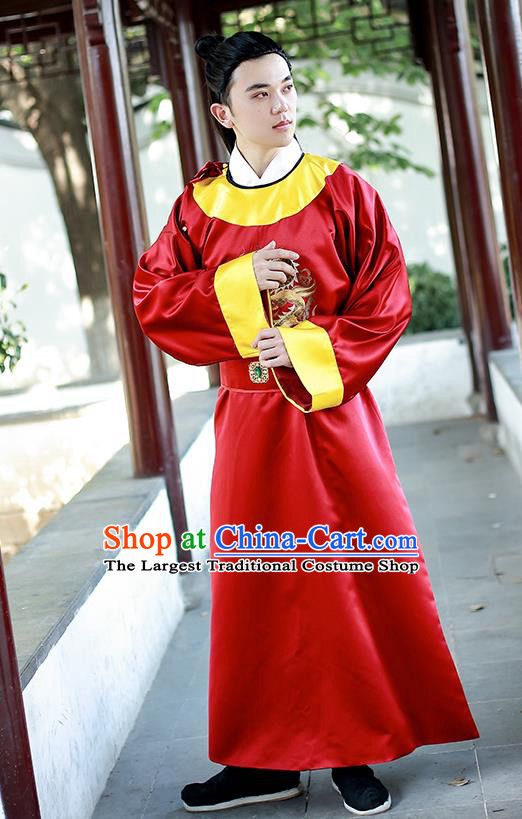 Chinese Traditional Song Dynasty Prince Hanfu Clothing Ancient Drama Royal Highness Garment Historical Costumes for Men
